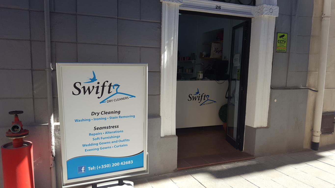 Swift Dry Cleaners Ltd